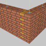 A very Indian brick bond