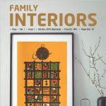 Family interiors cover